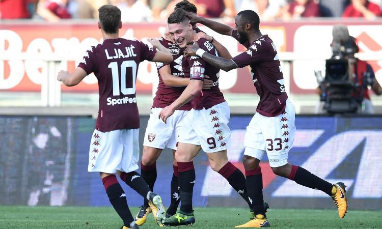 Torino-Spal 2-1: il tabellino VIDEO