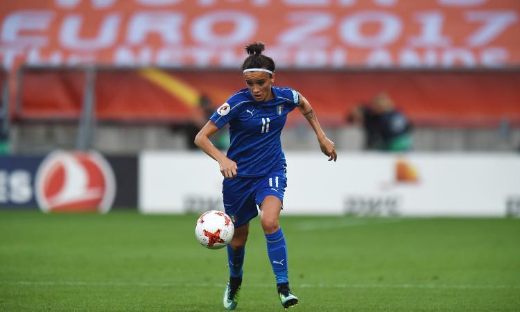 Italia femminile: la Bertolini si presenta con una manita!
