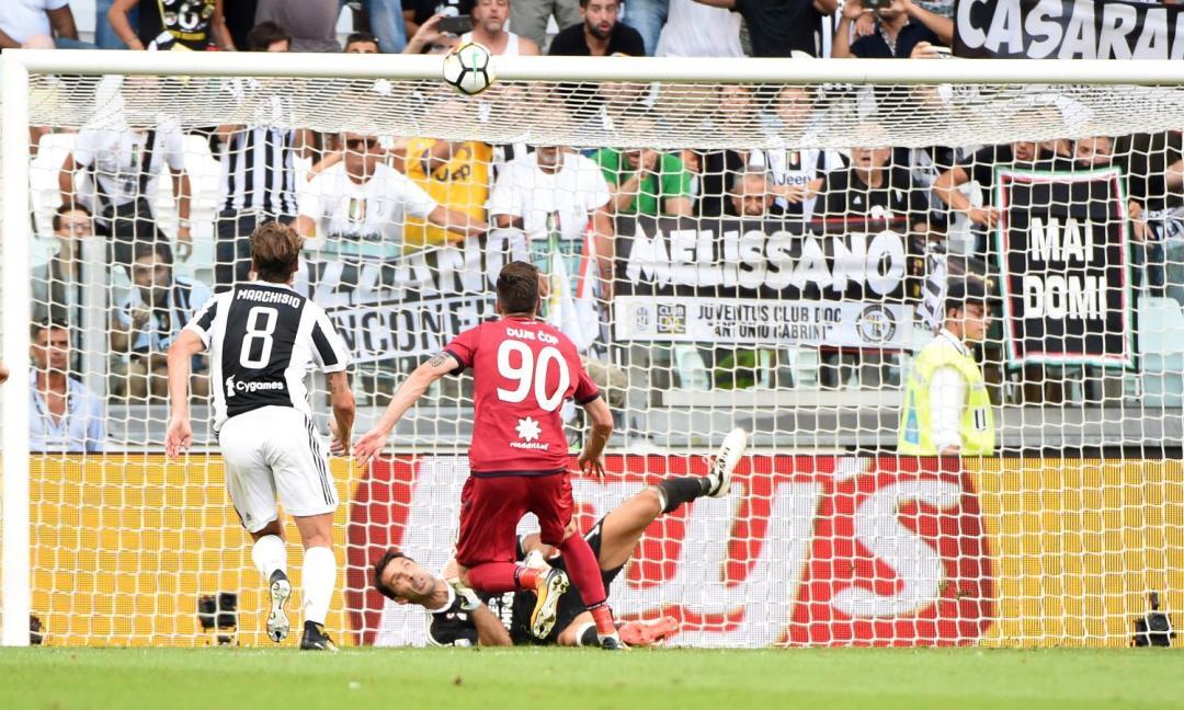 Juve-Cagliari 3-0, il successo della Juve e l'esordio del VAR