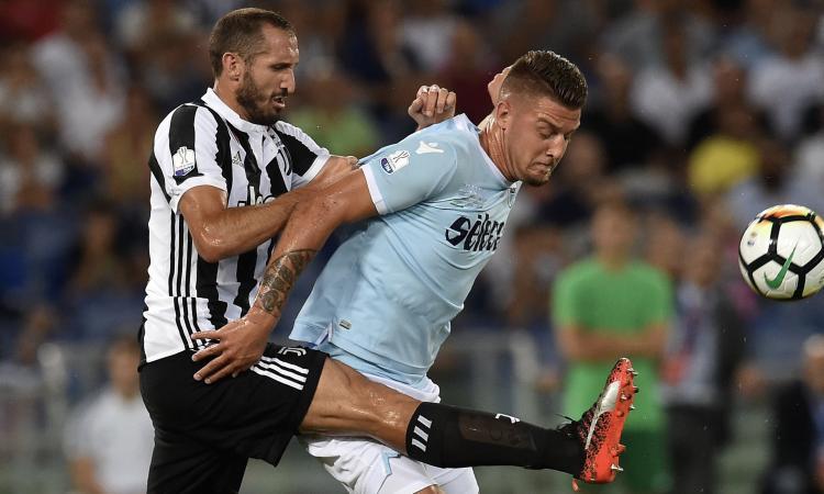 Lazio: due big su Milinkovic-Savic