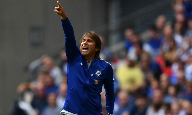 Chelsea: Conte non molla un ex Juve