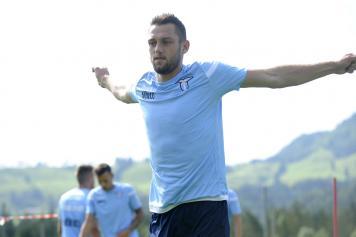 De Vrij Lazio allenamenti