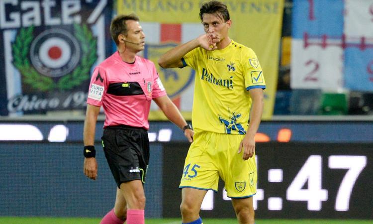 Napoli, UFFICIALE: preso Inglese. Resta in prestito al Chievo per un anno