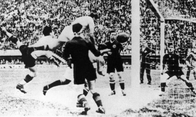 Meazza e la strana assenza di Zamora: il selvaggio Italia-Spagna del 1934