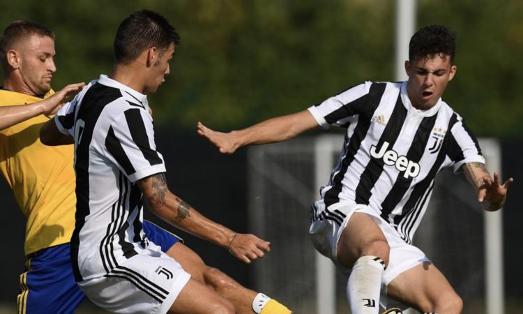 Juve, Caligara: 'Esordio in Champions indimenticabile'