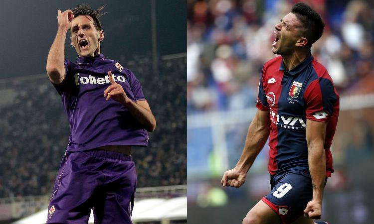 Simeone alla Fiorentina, via libera per Maxi Lopez al Genoa e Kalinic al Milan