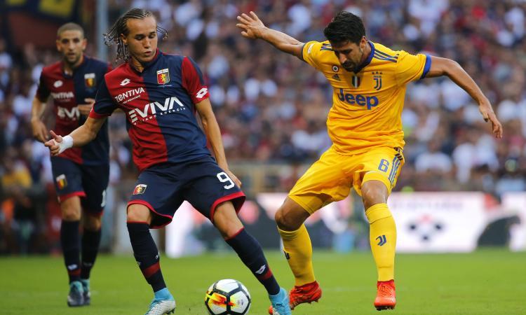 Juve: contro la Lazio recupera solo un centrocampista