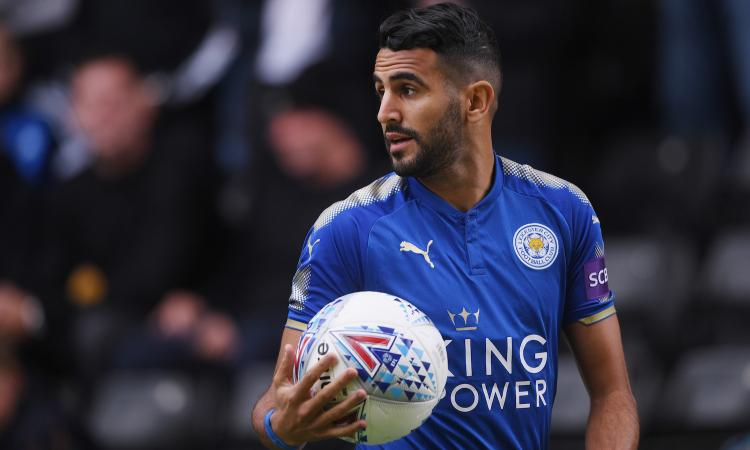 Mahrez rompe con i tifosi del Leicester: 'Vattene alla Roma', c'è l'ultimatum