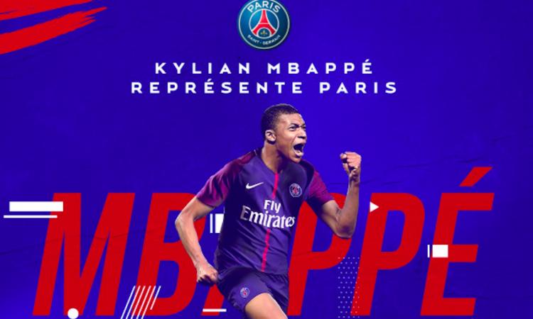 PSG, ecco Mbappé: 'Un sogno che si realizza, convinto dal progetto'