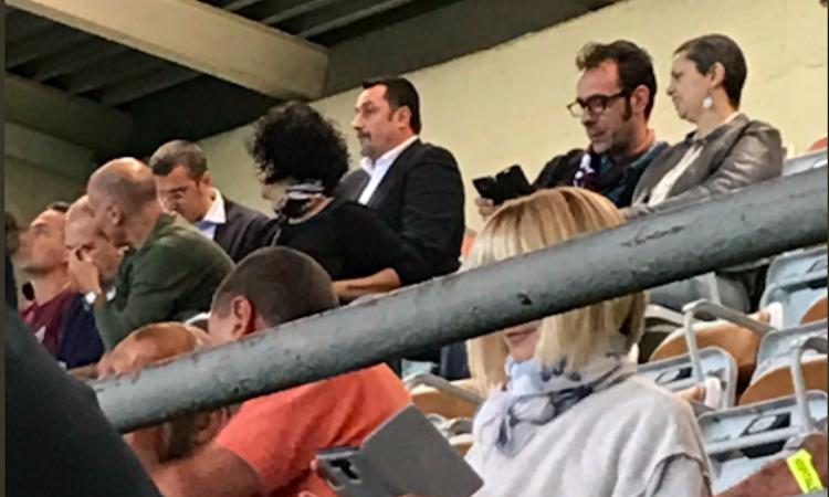 Milan, Mirabelli a un tifoso del Torino: 'Non ve lo compro Belotti, tranquillo'