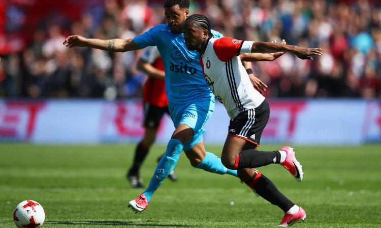 Feyenoord: un olandese per la difesa