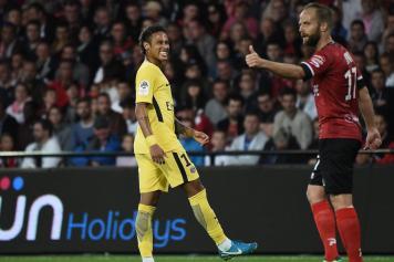 Neymar PSG delusione