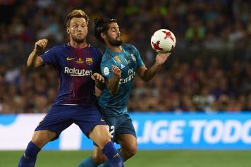 Rakitic Barcellona Isco Real Madrid