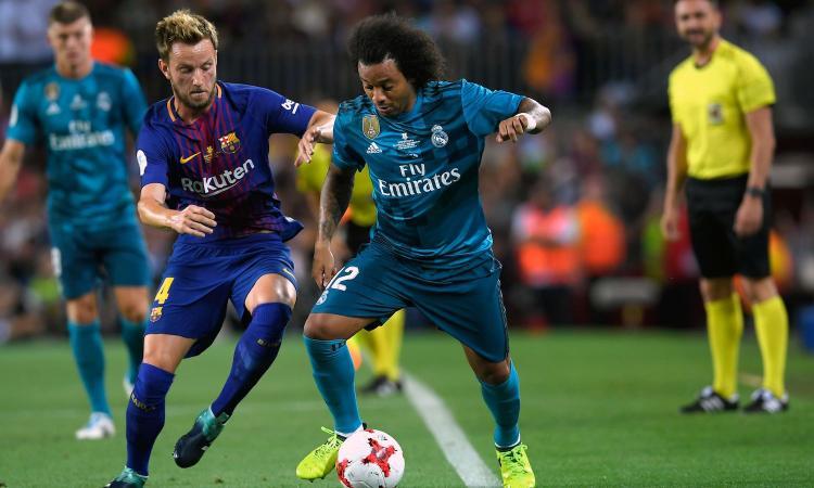 Real Madrid, Marcelo: 'Espulsione a Sergio Ramos? E' il mio capitano, niente da dire...'