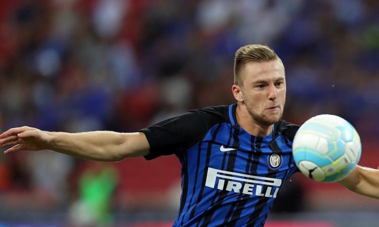 Inter, cresce il valore di tre giocatori