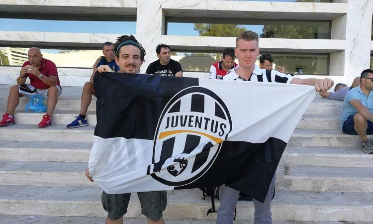 Supercoppa Italiana, rivivi l'avvicinamento a Juve-Lazio