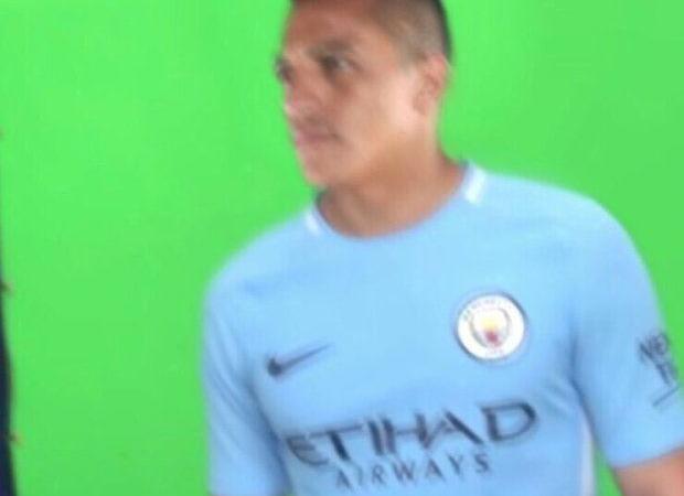 Manchester City: a gennaio arriva Sanchez