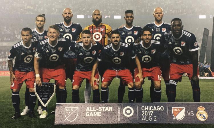 Giovinco, Kakà e le All Stars vanno ko col Real, ma la MLS è di un altro livello
