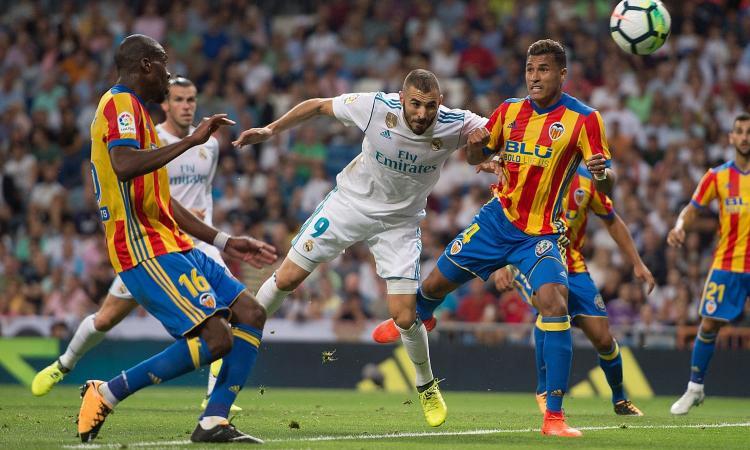 Benzema: 'Neymar al PSG, non sento il bisogno di lasciare il Real Madrid'