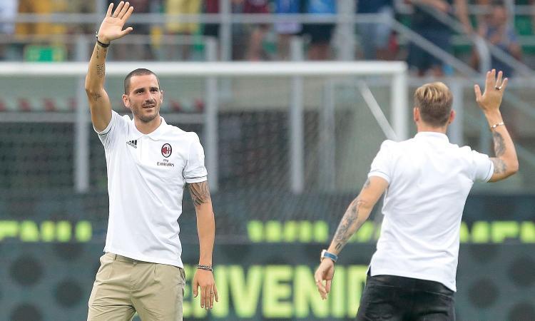 Milan, Biglia e Bonucci saranno inseriti in lista Uefa, ci saranno con lo Shkendija