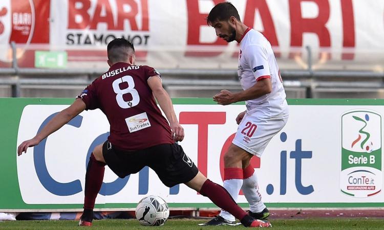 Bari, riecco Brienza: 'De Laurentiis credibile, non ci meritiamo la Serie D'