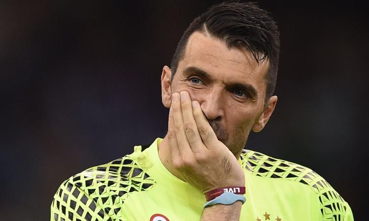 Juve, Buffon: 'Coi 6-2 i campionati non li vinci, impariamo da Higuain. Bonucci? Contento non ci sia' VIDEO
