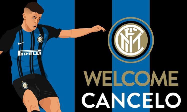 Inter, UFFICIALE Cancelo: 'Lotteremo per lo scudetto, sono qui per vincere'