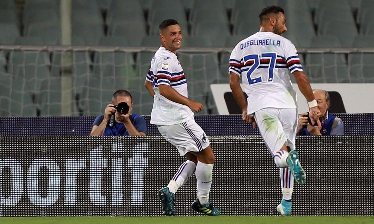 Sampdoria, quattro ballottaggi per l'Atalanta
