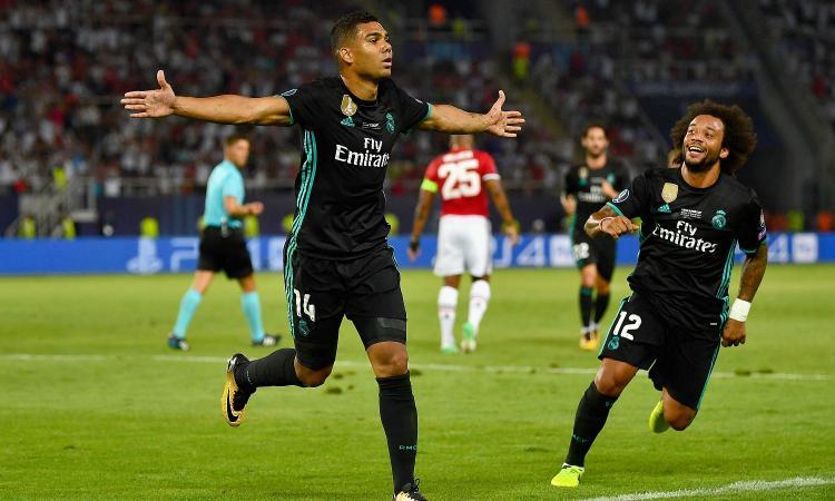 Real Madrid, Casemiro: 'Preoccupati per l'immagine'