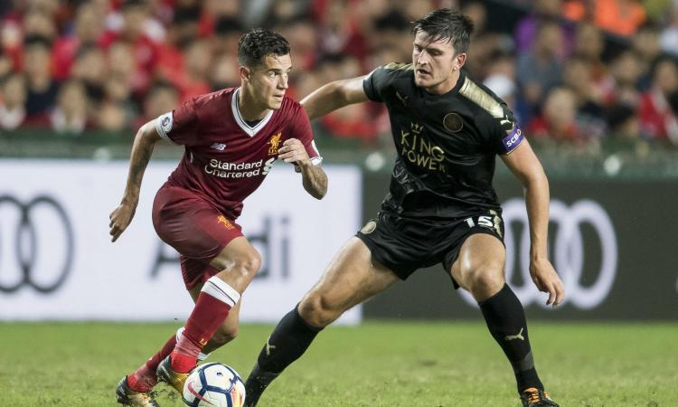 Liverpool, Klopp: 'Coutinho ? Nessun problema, resterà al 100 %' VIDEO