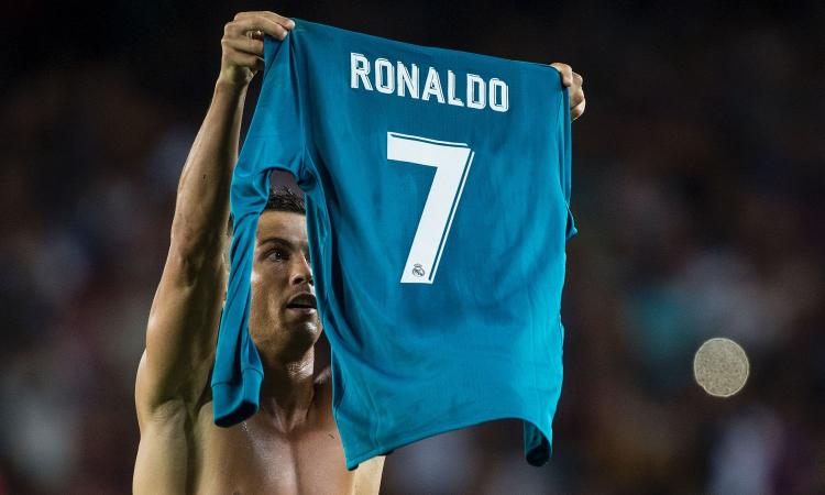 Maglia Home Real Madrid Cristiano Ronaldo