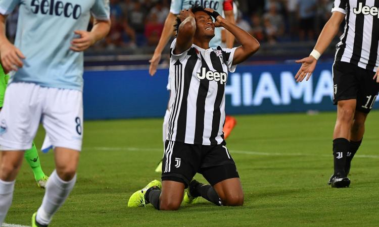 Inter, rispunta Cuadrado