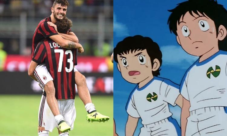 Milan, Locatelli e Cutrone  come Paul Diamond e Johnny Mason: inseparabili