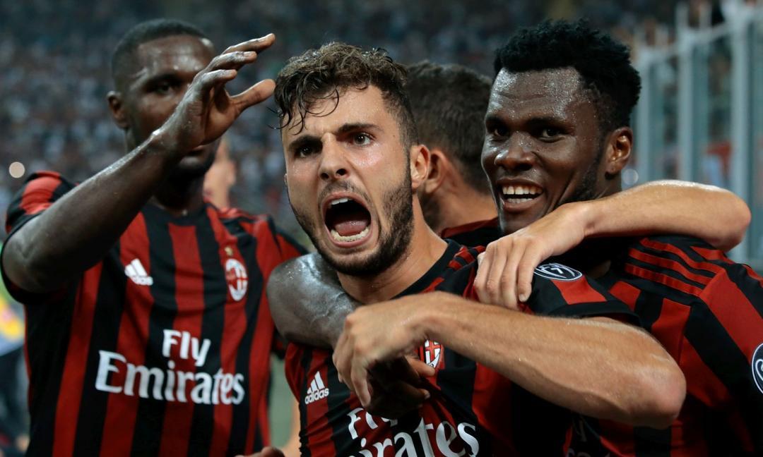 Milan: finalmente un appuntamento importante!