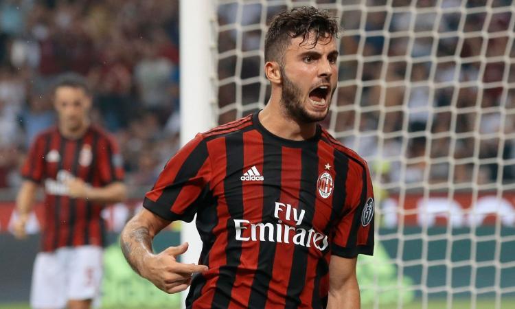 Milan, Cutrone: 'Pronto a stare in porta per Gattuso. La concorrenza davanti...'