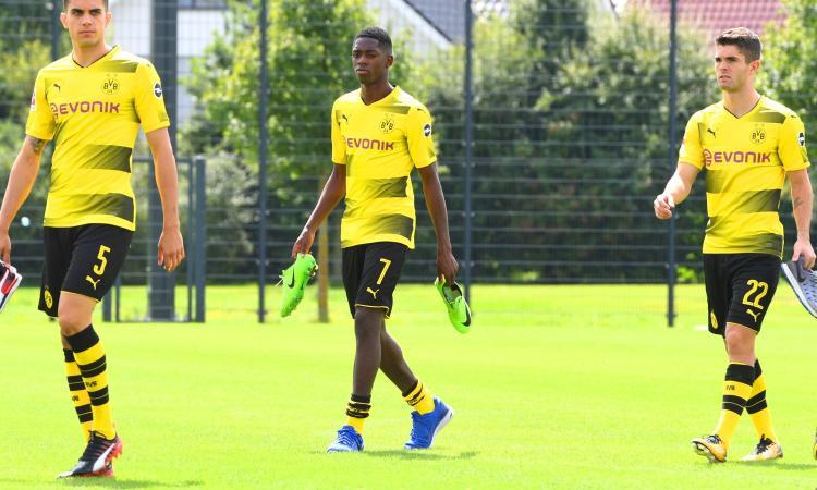Dal Barcellona: 'Vicini a Dembélé'. Ma il Dortmund frena: 'Non ci siamo...'