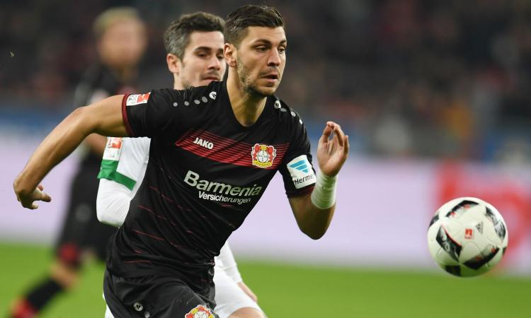 Bayer Leverkusen, Dragovic verso la Premier