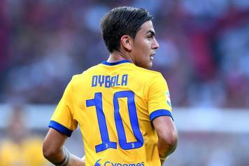watch 0bb1d e4cd3 Sassuolo-Juventus player ratings: Dybala top, Higuain ...