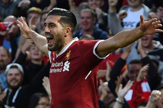 Juventus alerted over Liverpool star amid Man Utd links