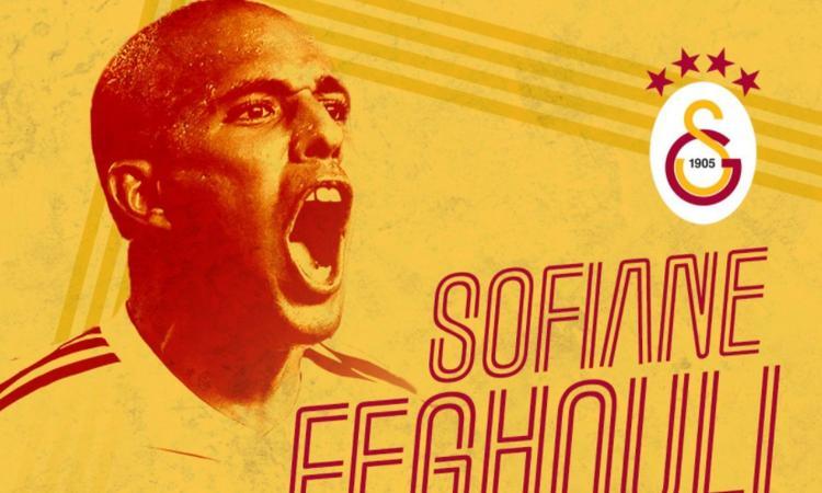 Galatasaray, UFFICIALE: preso Feghouli