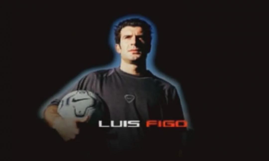 Perdere l'amore: Luis Figo
