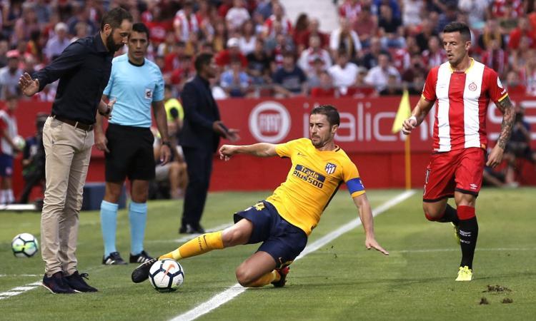 Atletico Madrid: un pilastro rinnova