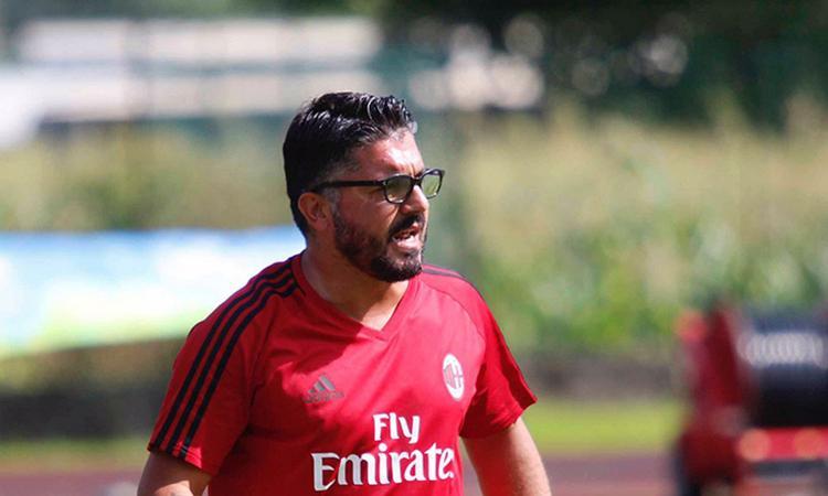 Milan Primavera, Gattuso: 'Bel primo tempo, poi non c'è stata storia'