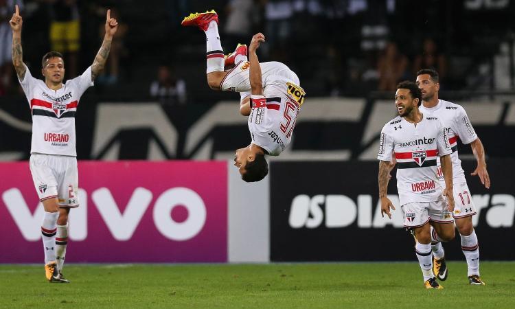Ex Juve e Inter, Hernanes torna Profeta: 4 gol in 4 partite col San Paolo