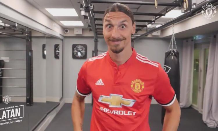 Man United, riecco Ibra: 'Tornato per finire quello che ho iniziato'