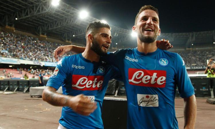 Napoli, Mertens: 'Milik sfortunato, senza i gol ora mi criticano. Per lo scudetto non c'è solo la Juve'