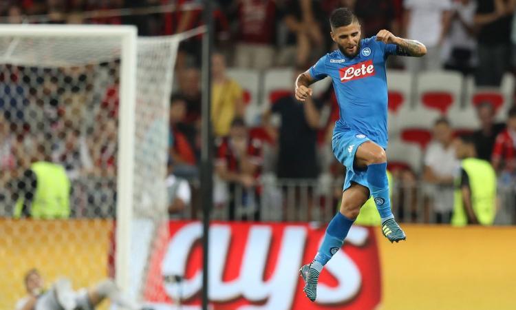 Nizza-Napoli, le pagelle di CM: Jorginho da Nazionale, Insigne super