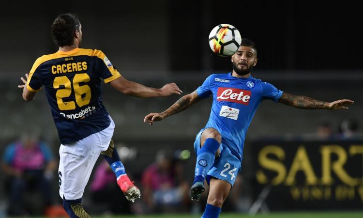 Ferrara promuove Insigne: 'Può tranquillamente sostituire Neymar al Barcellona'
