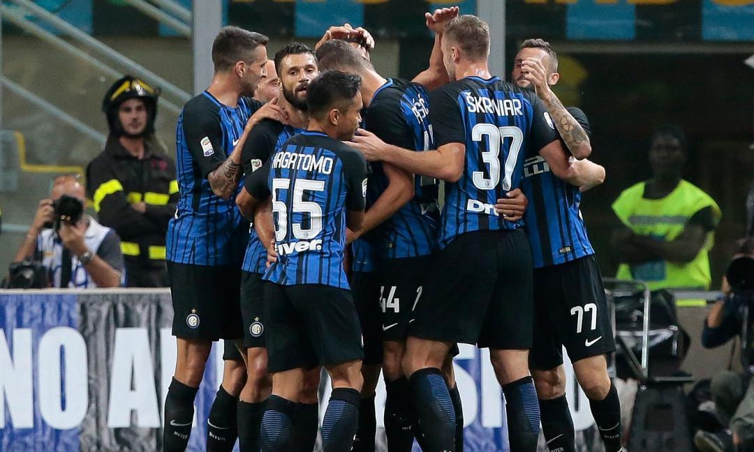 Ottima Inter contro i Viola: le pagelle