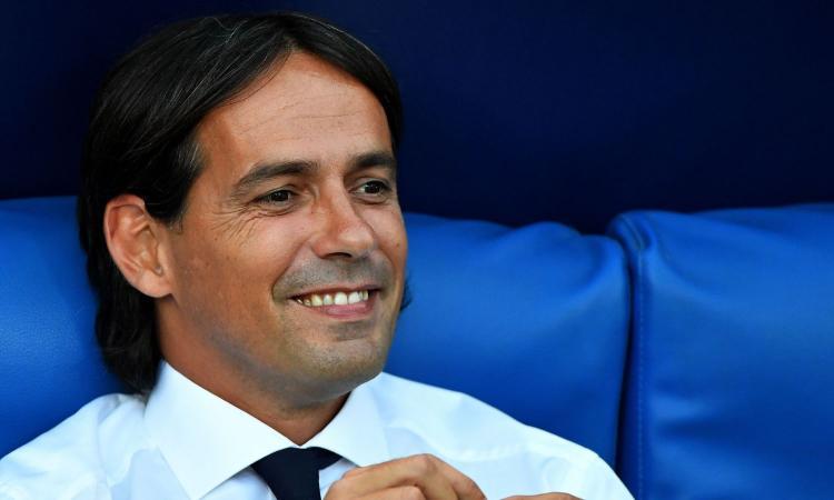 Inzaghi: 'Luis Alberto? Nessuna sorpresa...Vogliamo divertirci e vincere'